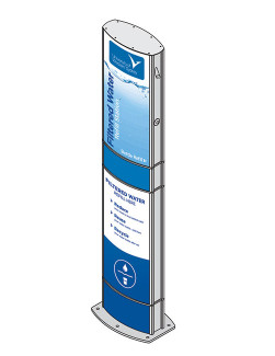 aquafilUS Spritz Water Refill Station